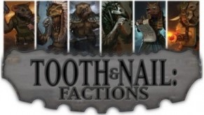 Toothe and Nail Card Game