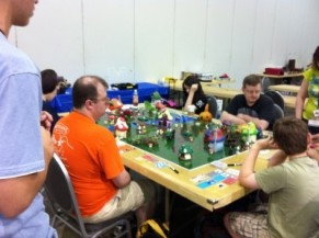 Origins Session Report #1 - Smurf Wars