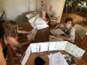 Dungeons and dragons with kids