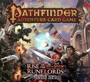 Level Up! - Pathfinder Adventure Card Game Review