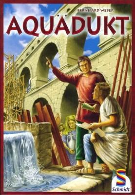 Aquädukt board game