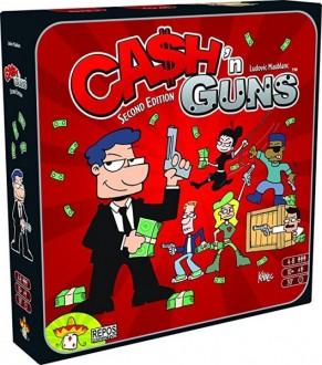 Cash N' Guns second edition