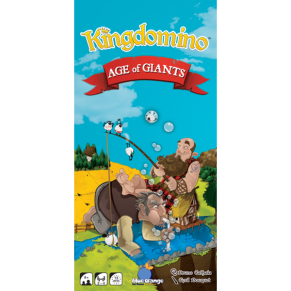 Kingdomino: Age of Giants Review. Kingdomino: Age of Giants board game Review
