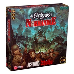 Barnes on Games- Heroes of/Shadows Over Normandie in Review, Armada, Study in Emerald, Empires: Age of Discovery, HABA
