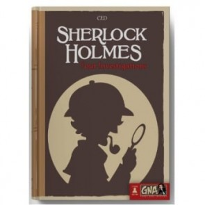 Sherlock Holmes: Four Investigations