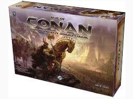 Age of Conan Board Game