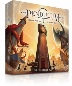 The Sultans of Swing: Pendulum Board Game Review