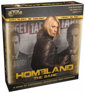 Homeland Board Game