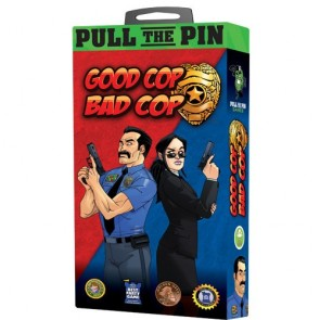 Good Cop Bad Cop Board Game Review