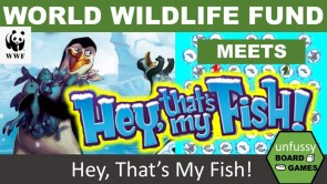 Wilderness preservation themed games and penguins galore with the WWF