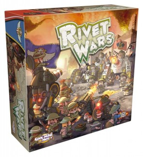 Rivet Wars Board Game