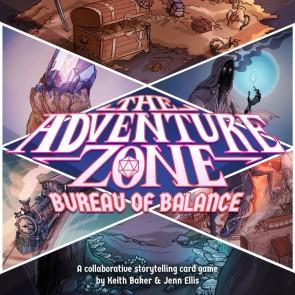 The Adventure Zone: Bureau of Balance Game
