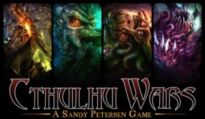 Barnes on Games- Cthulhu Wars