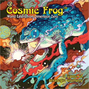 Play Matt: Cosmic Frog Review