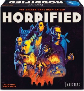 Play Matt: Horrified Review
