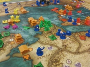 Mare Nostrum board game review