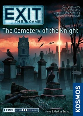 Torch Not Included - Exit: The Cemetery of the Knight Board Game Review