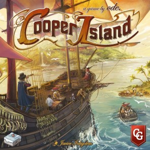 Cooper Island - a Punchboard review
