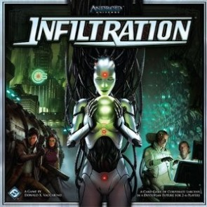 Infiltration Board Game