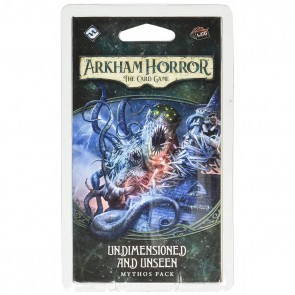 Arkham Horror The Card Game: Undimensioned and Unseen