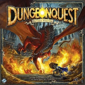 Dungeon Humor - Dungeonquest Revised Edition Review