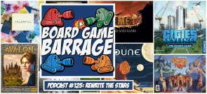 REwrite the Stars - Board Game Barrage