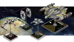 X-Wing Wave 9 and Imperial Veterans Review