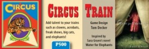 Circus Train Deluxe