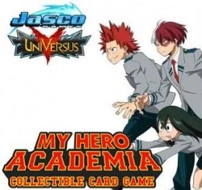 My Hero Academia: Collectible Card Game Jasco Games
