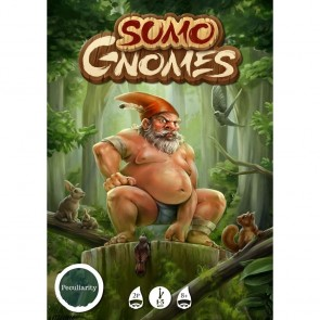 Sumo Gnomes Board Game