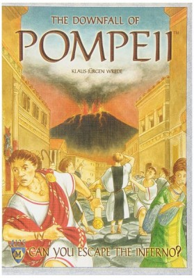 The Downfall of Pompeii board game discussion