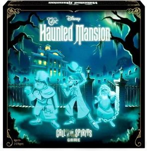 Disney The Haunted Mansion: Call of The Spirits Board Game Coming Soon from Funko
