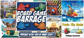 But At What Cost? - Board Game Barrage