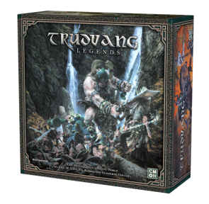 Trudvang Chronicles board game
