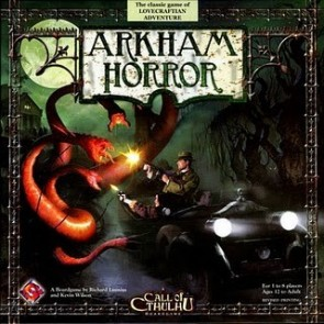 You Really Should Be Into...Arkham Horror