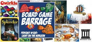 Light on the Horizon - Board Game Barrage