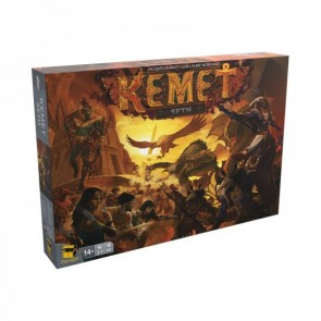 Kemet: Seth Board Game Expansion Review