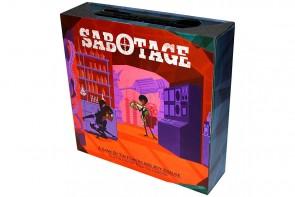 Sabotage Board Game