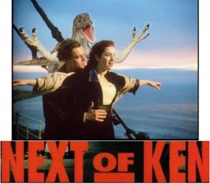 Next of Ken, Volume 82: DC Deckbuilder, Pacific Rim, and SOS Titanic!