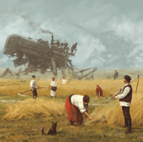 Underdogs of Europa: Scythe Fan Made Expansion