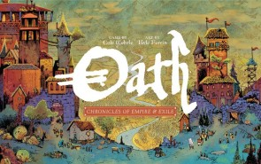 Oath- Chronicles of Empire and Exile : Heavy is the head that bears the Crown.