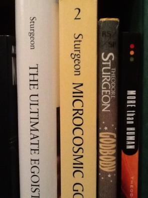 Engineer Al's Sci-Fi Library: Theodore Sturgeon