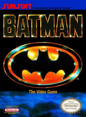 Retro Game Review:  Batman on NES