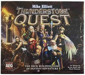 Thunderstone Quest release date