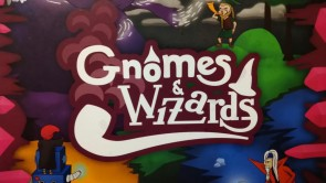 Gnomes & Wizards Kickstarter Preview