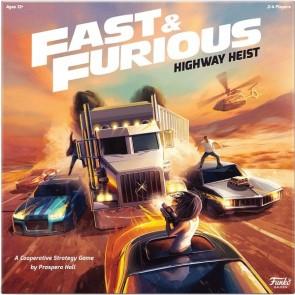 Fast & Furious: Highway Heist Board Game