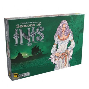 Back in Black: Inis -Seasons of Inis Board Game Expansion Review