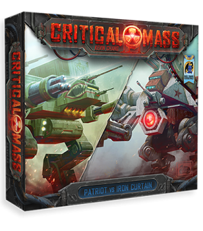 Critical Mass board game