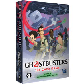 Ghostbusters card game release date