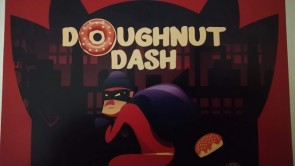 Doughnut Dash Board Game Review